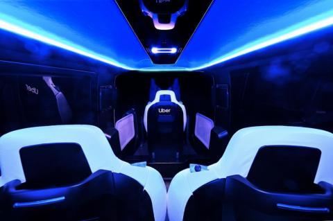 La aeronave tendrá espacio para cuatro pasajeros, sin incluir a los pilotos.