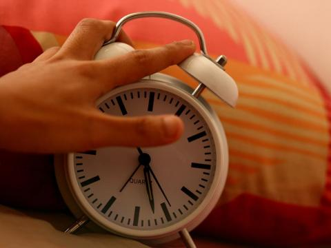 Alarm clocks will be fully replaced by phones.