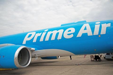 Amazon promises speedy delivery on millions of items, and launched its own airline in 2016 so it could have its own cargo planes to fulfill that promise.