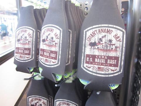 ... and even beer koozies.