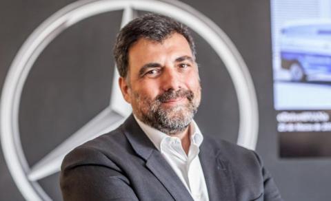 Andrés Orejón, managing director Mercedes-Benz Vans España