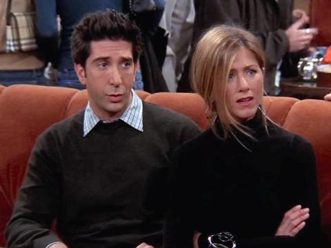Ross and Rachel weren't clear about their expectations when they took a break from their relationship.
