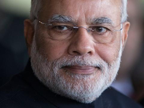 """India mantiene una política nuclear de """"no primer uso""""."""