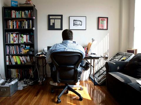 Asegúrate de que hay buena luz en tu lugar de trabajo