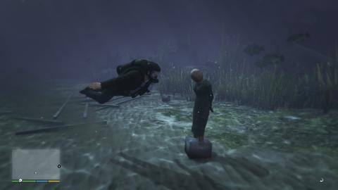 Asesinato Misterioso GTA V