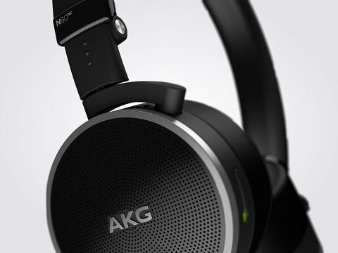 Auriculares inalámbricos AKG N60 NC