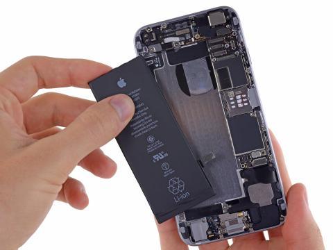 Baterías iPhone