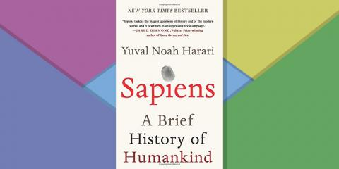 "Bill Gates: ""Sapiens: A Brief History of Humankind"""