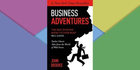 """Bill Gates, Warren Buffett: """"Business Adventures"""""""