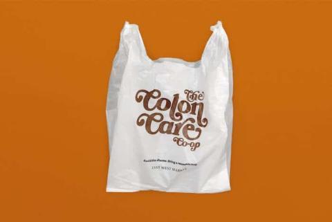bolsa plastico supermercado