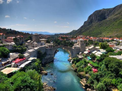Bosnia and Herzegovina - Level 2: Exercise increased caution