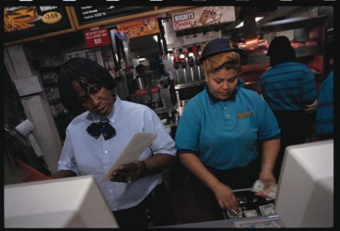 The burger chain experienced a series of trials and tribulations in the 1990s, including the destruction of its headquarters in 1992 by Hurricane Andrew and a disastrous merger that resulted in a significant decline in revenue.
