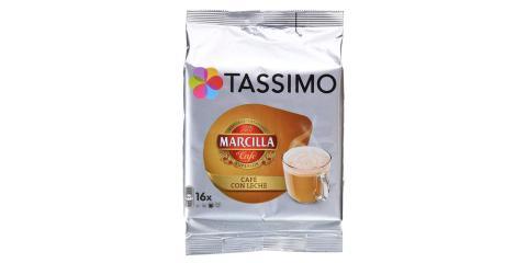 Café con leche Tassimo 80 cápsulas