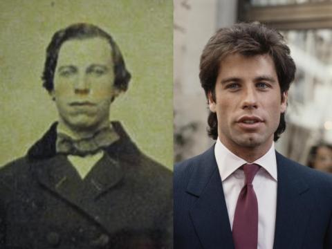 Cage está, supuestamente, en guerra desde hace siglos con John Travolta.