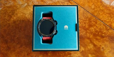 Caja Huawei Watch GT-2F8