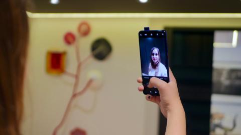 Cámara selfie del Xiaomi Mi 9T