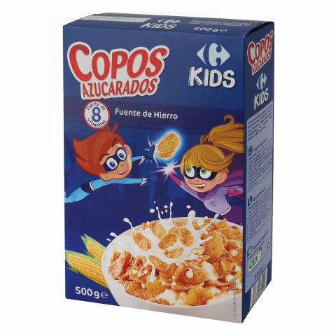 Cereales Carrefour