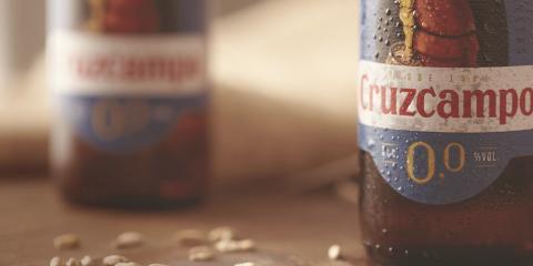 Cerveza Cruzcampo Sin Alcohol