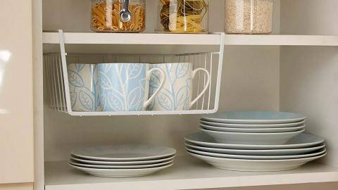 Cesta de almacenaje(29 x 26 x 15 cm) Housewares