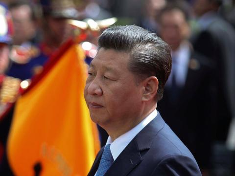 La última prueba nuclear de China tuvo lugar el 29 de julio de 1996.