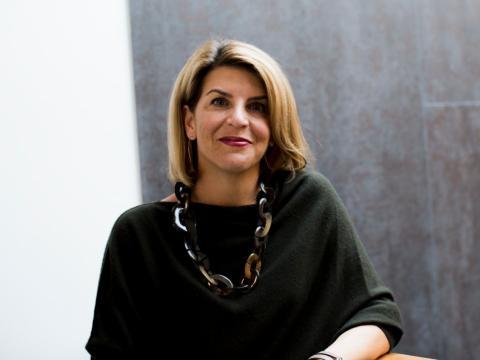 Christina Hall, seniour vice presidente y responsable de Recursos Humanos de Linkedin