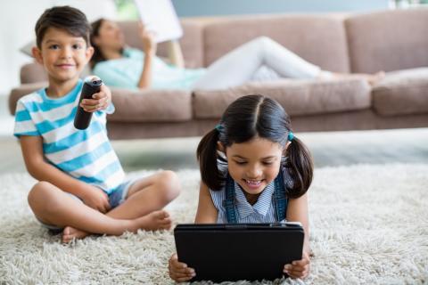 Chromecast y niños, diversión asegurada
