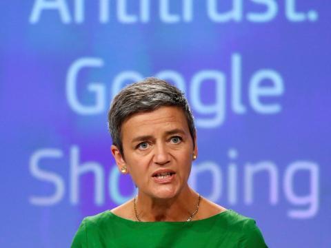 consecuencias de una investigación antimonopolio sobre Google.