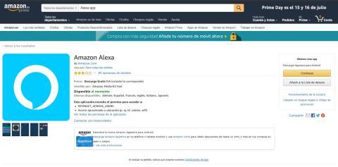 Cómo configurar Alexa