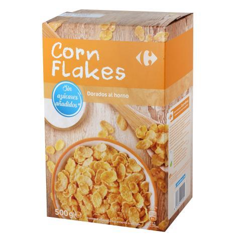 corn flakes carrefour