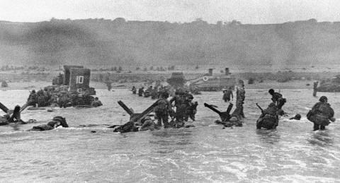 D-Day tuvo lugar el 6 de junio de 1944.