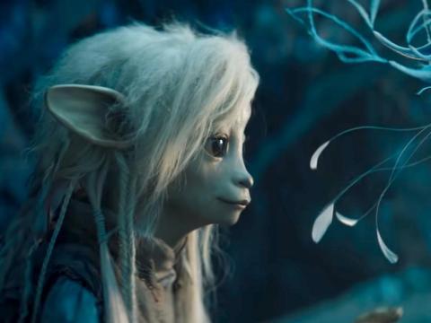 """Dark Crystal: Age of Resistance"" (Netflix)"