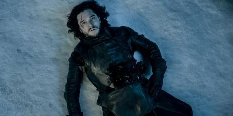 Jon Snow muere en 'Juego de Tronos', ¿o tal vez no?