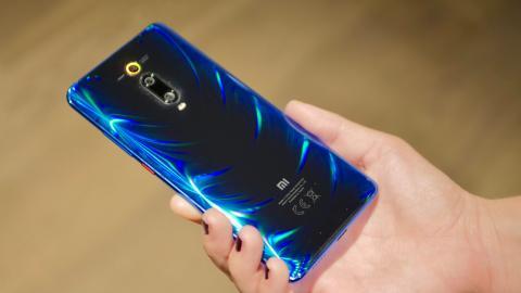 Diseño del Xiaomi Mi 9T