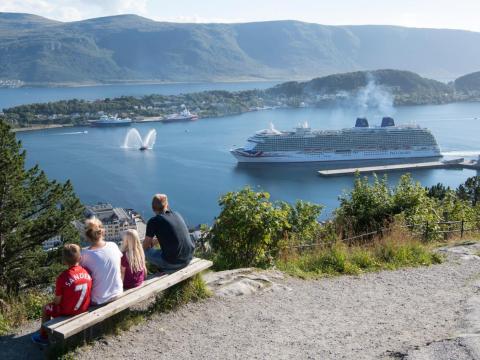 De acuerdo a Cruise Critic, si tu excursión comprada con el crucero tarda en volver al barco, el crucero es el responsable de pagar para que los pasajeros lleguen a salvo al puerto siguiente.