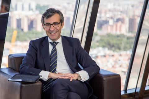 Entrevista a Eugenio Solla, director general adjunto de Banca de Particulares de Bankia