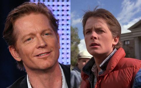 Eric Stoltz y Michael J. Fox