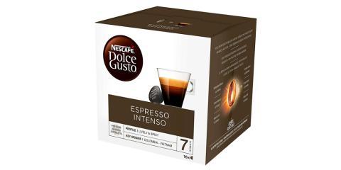 Espresso Intenso de Dolce Gusto de 48 cápsulas