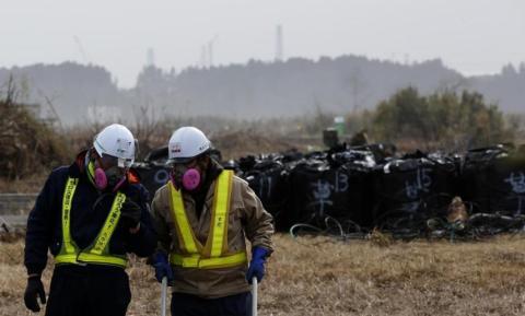 La exposición a altas cantidades de material radioactivo como el cesio es perjudicial para los seres humanos.