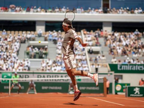 Federer es un tenista irrepetible