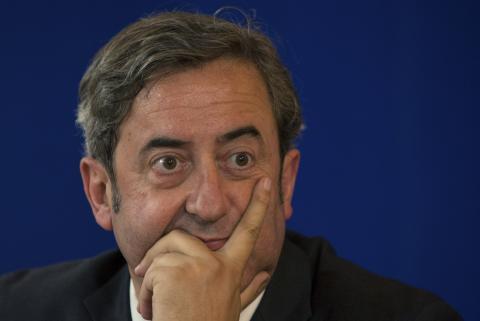 El fiscal Javier Zaragoza