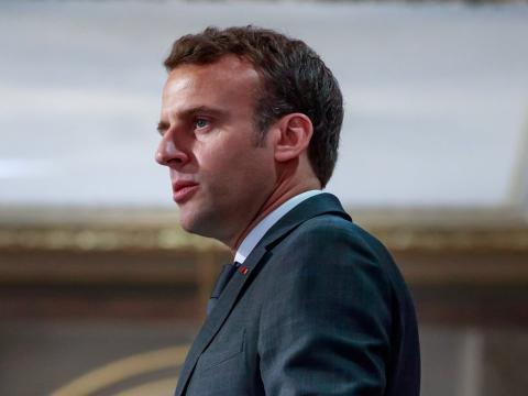 """Las armas de Francia son parte de la """"Fuerza de Frappe"""" nacional, que se estableció durante los años 50 y 60."""
