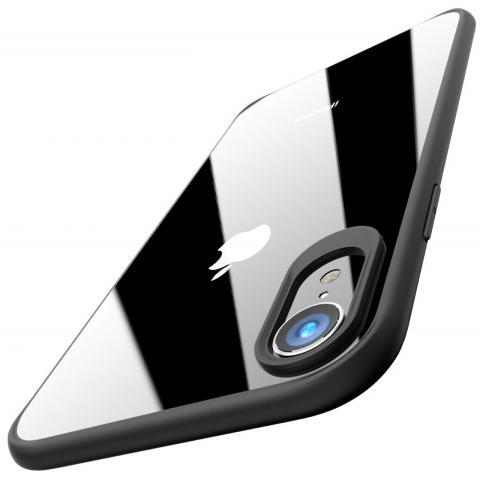 Funda transparente para iPhone Xr