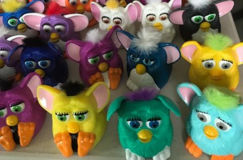 Furbys Happy Meal