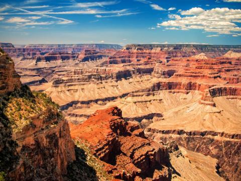 El Gran Cañón es una de esas maravillas naturales que todo el mundo debería ver al menos una vez en su vida.