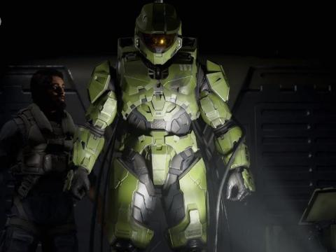 """""""Halo Infinite"""" is the first game confirmed for the next Xbox."""