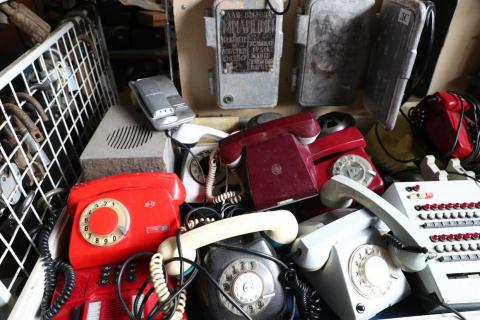 Home phones will be things of the past.