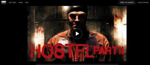 Hostel II HBO
