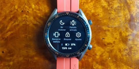 Huawei Watch GT-2F8 interfaz
