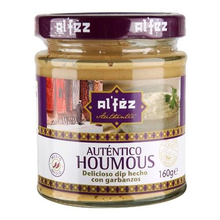 El humus de Carrefour