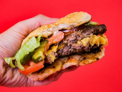 I tried 5 signature burgers from major chains. This meaty beast was the winner.